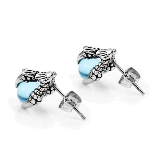dragon earrings for men related keywords dragon earrings