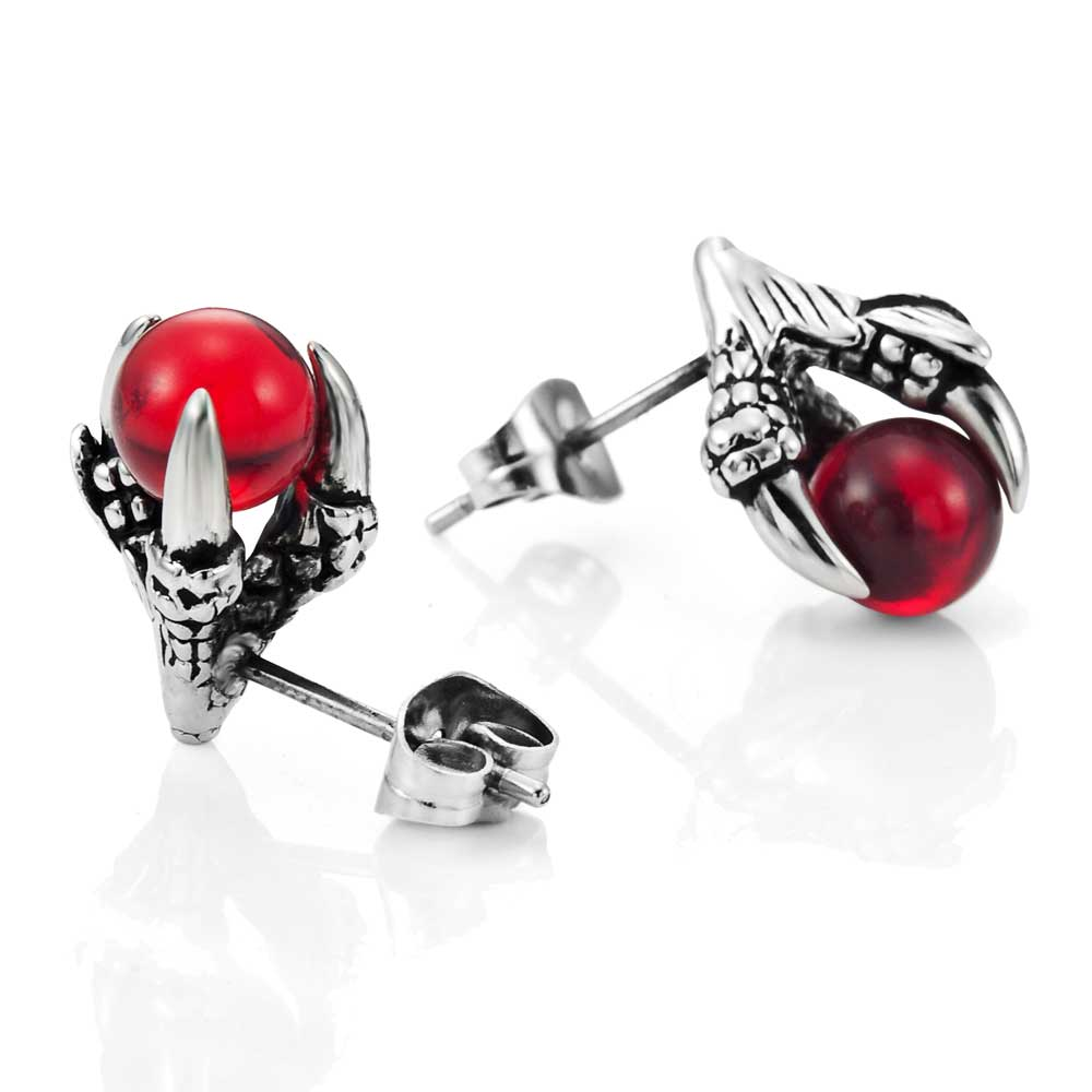 Shop for and buy red earrings online at Macy's. Find red earrings at Macy's.