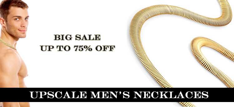 Mens Necklaces